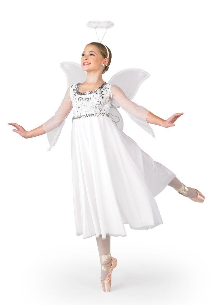 H392 - Angelic Aria, Christmas angel, Hark the herald ...