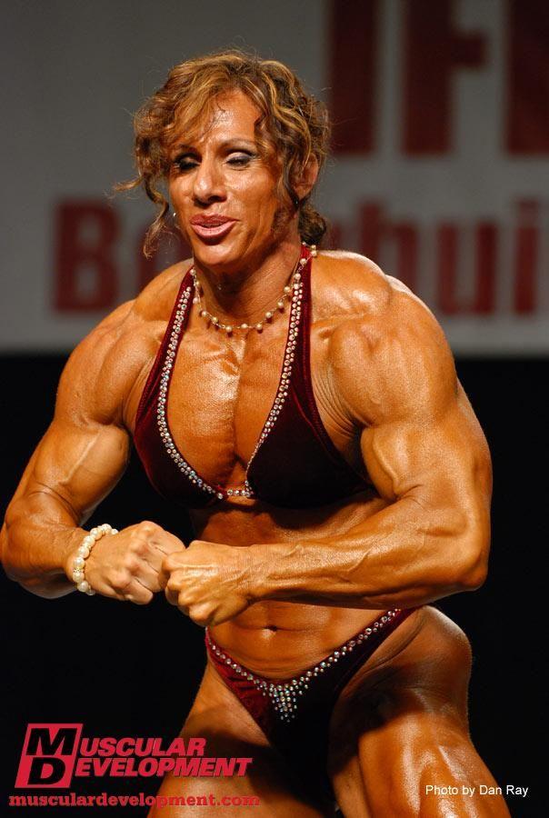 Annie Rivieccio | Musclebodybuilders | Annie, Hard bodies ...