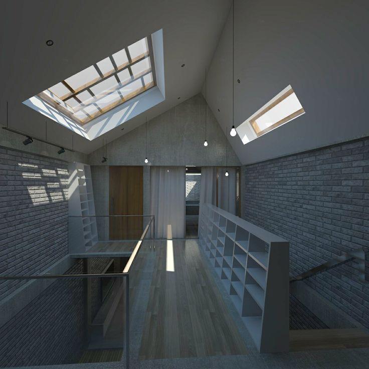 P-House Interior, Yogyakarta 2014