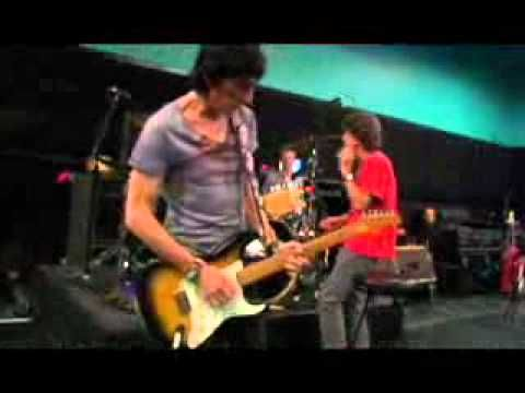 Brown Sugar - The Rolling Stones - Rehearsal 2005