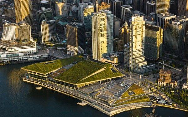 Certificação LEED Platinum  no Centro de Convenções em Vancouver