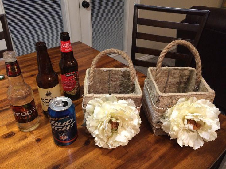 Burlap Flower Girl Basket Hobby Lobby : Best ideas about hobby lobby flowers on