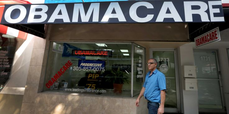 Obama's healthcare plan isn't coming through for those who need it most.