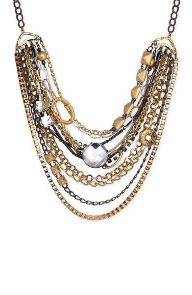 Tasha Multi Strand Necklace