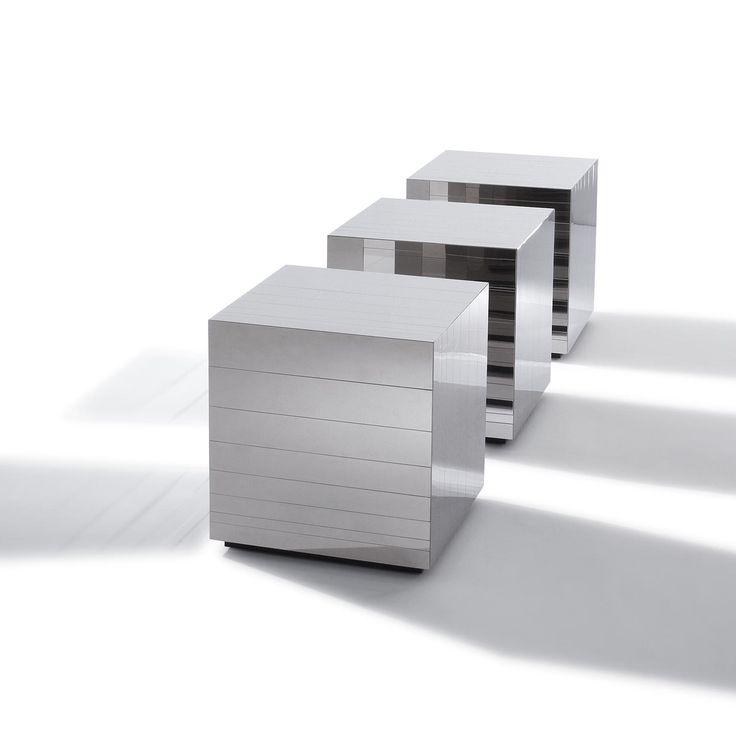 Tavolino cubo ST 31 M - Bartoli Design | Laura Meroni