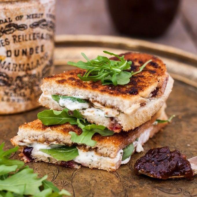 Croque-monsieur végétarien : idées faciles et gourmandes de croque-monsieur végétarien - Elle à Table