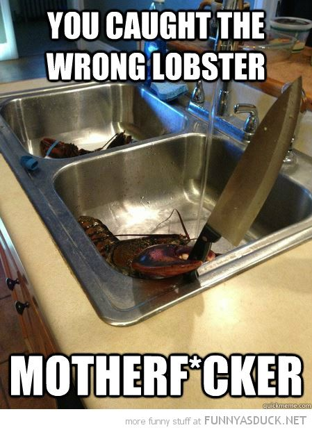 The Wrong Lobster