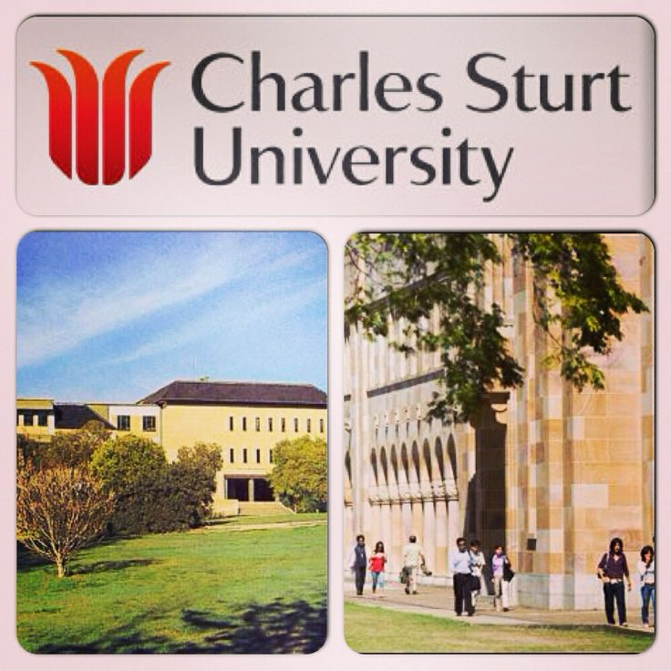CHARLES STURT UNIVERSITY is among the highly respected national universities in Australia that offers a variety of courses to around 38,000 students worldwide. Every course in Charles Sturt is career focused to achieve academic excellence among students and empower graduates to become advocates of change in the society. Online courses are also available to promote more accessible education.  For more information - http://www.csu.edu.au/  #StudyInAustralia #FutureUnlimited