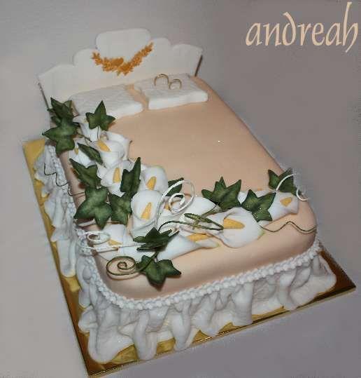 Svatební dorty - Dorty - Andreah