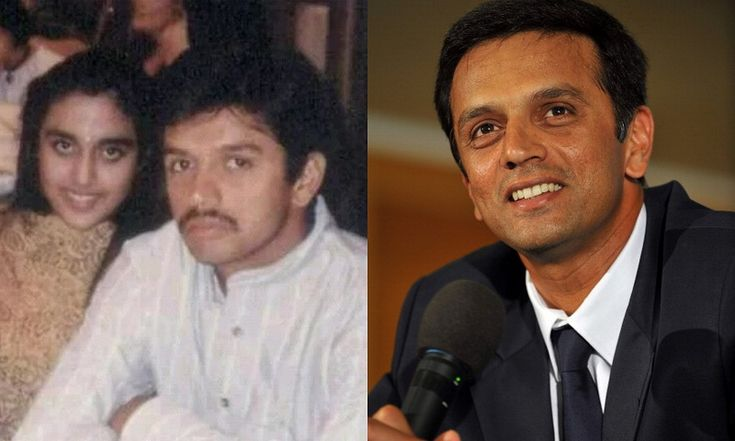 Rahul Dravid - Before he endorsed Gillette