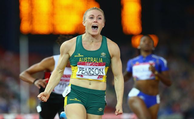 Sally Pearson - The Best Olympic Records Of All Time