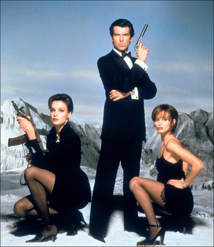 231 best 007!!!! images on Pinterest | James d\'arcy, Bond girls and ...