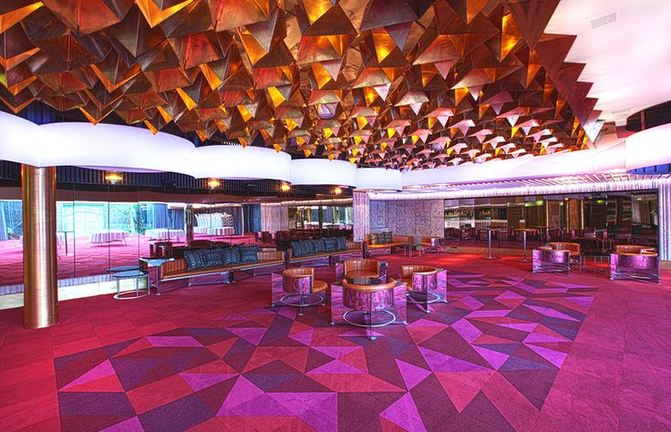 Cloudland Nightclub | Rugs Carpets and Design