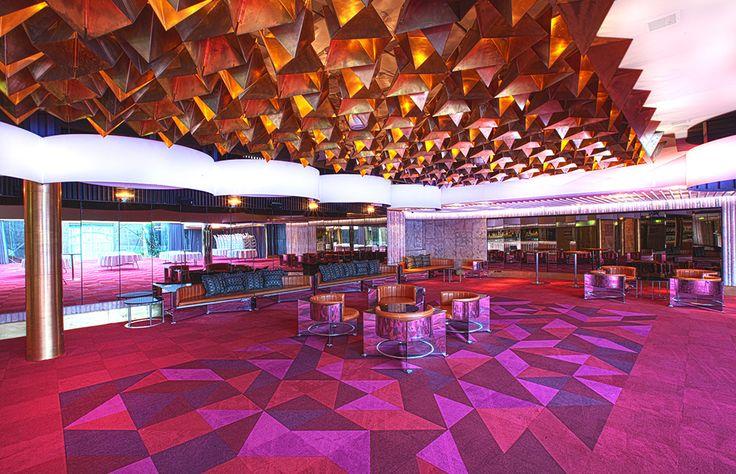 Cloudland Nightclub | Rugs Carpets and Design