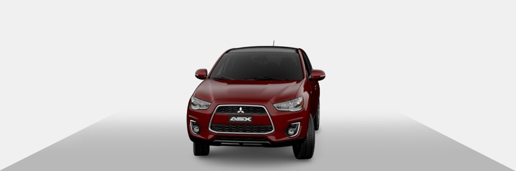 My new car !! ASX Colours - Car Colour Chart - Mitsubishi Motors Australia