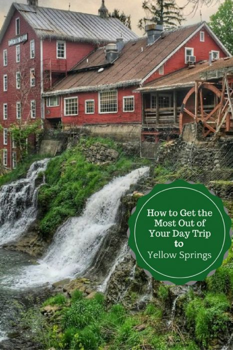 How to Get the Most Out of Your Day Trip to Yellow Springs