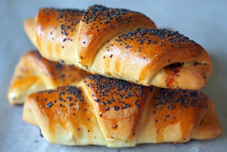 «Hele Norge baker»-Idas fylte horn med ost og bacon