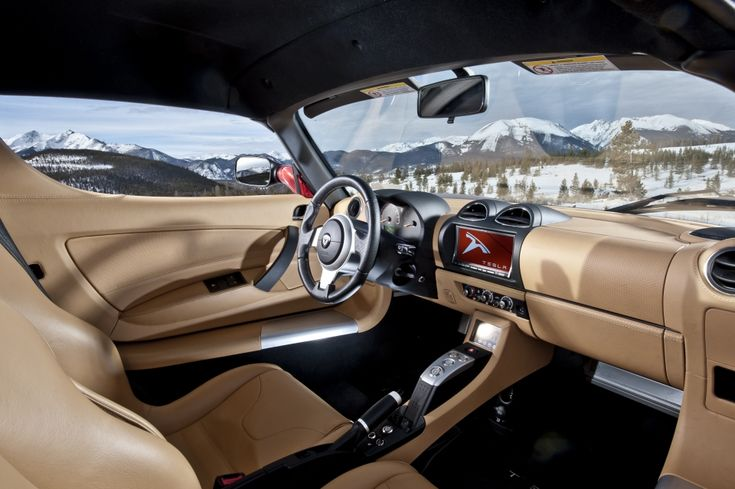 Roadster Image Gallery | Photo Details | Tesla Motors