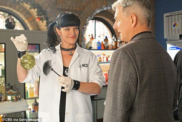 NCIS' Pauley Perrette attacked by 'psychotic homeless man' in Hollywood | Daily Mail Online