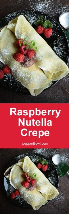 ... about Recipes to try on Pinterest | Crepes, Disney recipes and Nutella