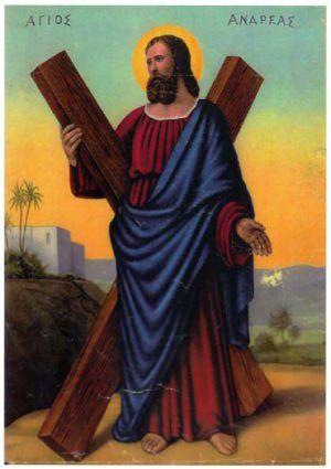 Happy Feast of St. Andrew! Print and pray the Saint Andrew Prayer Christmas Novena, November 30.