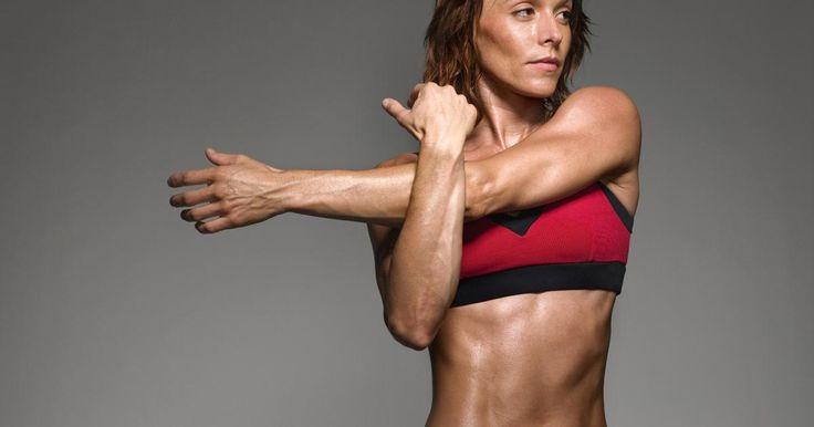 Ejercicios para adelgazar para mujeres naturalmente musculosas
