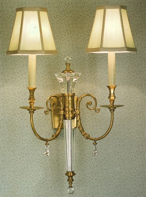 Wall Sconces Chandelier : 1000+ images about Fabulous Sconces... on Pinterest French chandelier, Wall sconces and French art