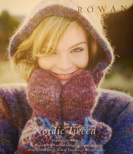 Rowan Nordic Tweed - Алина Азинова - Picasa Webalbumok