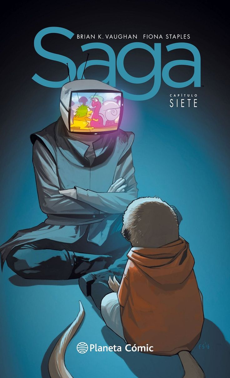 SAGA CAPITULO 7 (37-42 USA) [CARTONE] | VAUGHAN / STAPLES | Akira Comics - libreria donde comprar comics, juegos y libros online