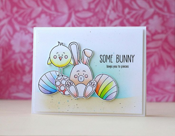 Simon Says Stamp - Some Bunny!
