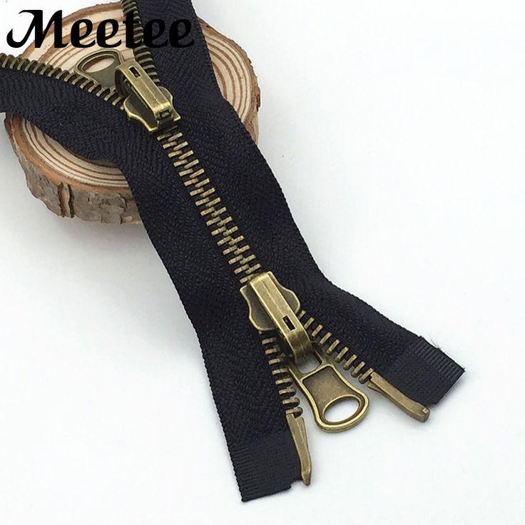Best 25 zipper repair ideas on pinterest zipper repair near me 80cm 100cm 120cm double sliders metal zippers copper reversible zipper repair zip for sewing coat down solutioingenieria Images