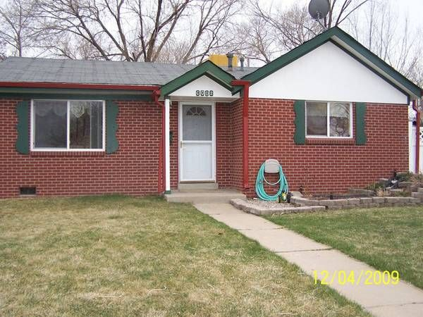 GONE! 1375 / 3br 1635ft² Arvada house for rent
