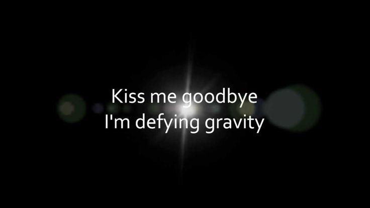 Glee Cast – Defying Gravity (Glee Cast Version) Lyrics ...