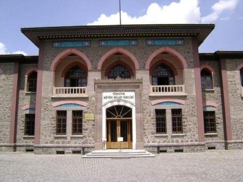Geçmişin Modern Mimarisi: Ankara - 2 II. TBMM Binası (Cumhuriyet Müzesi)