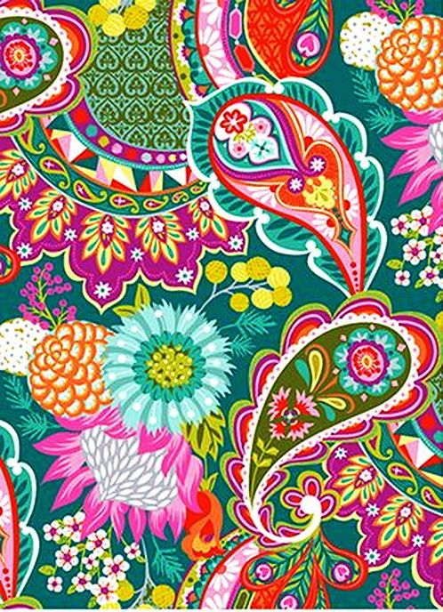 .paisley...  this print is actually making me happier as i`m looking at it!    so beautiful