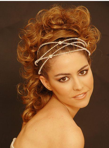 wedding hair bands - Bing Images