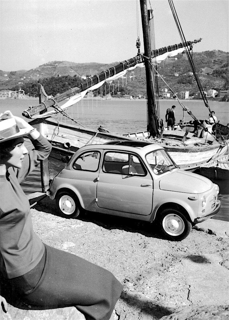 1957 Fiat 500 / Cinquecento