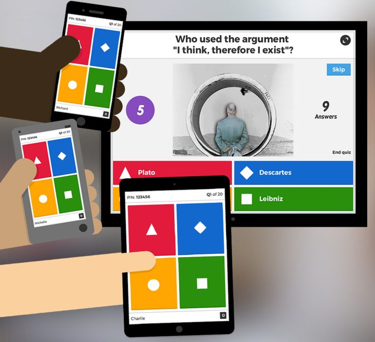Use Kahoot to drive engagement. Full tutorial to help you get started.