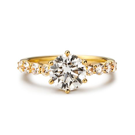 2.03 CARAT SOLITAIRE DIAMOND RING