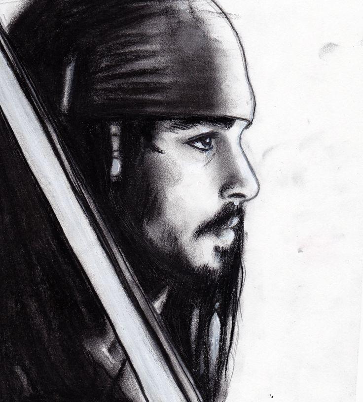 Captain Jack by Steph Cheek