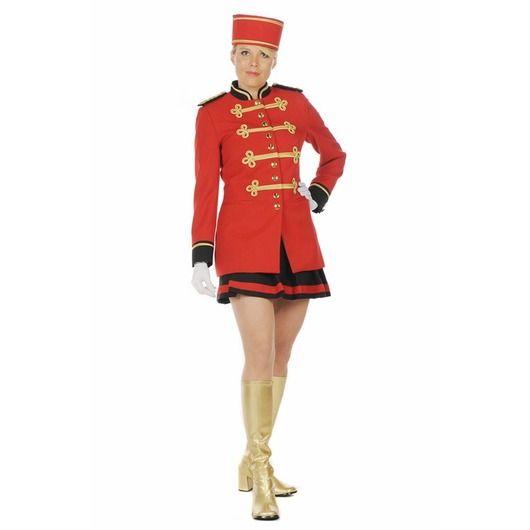 Piccolo dame de luxe - Dames - Kostuums - De Feestwinkel