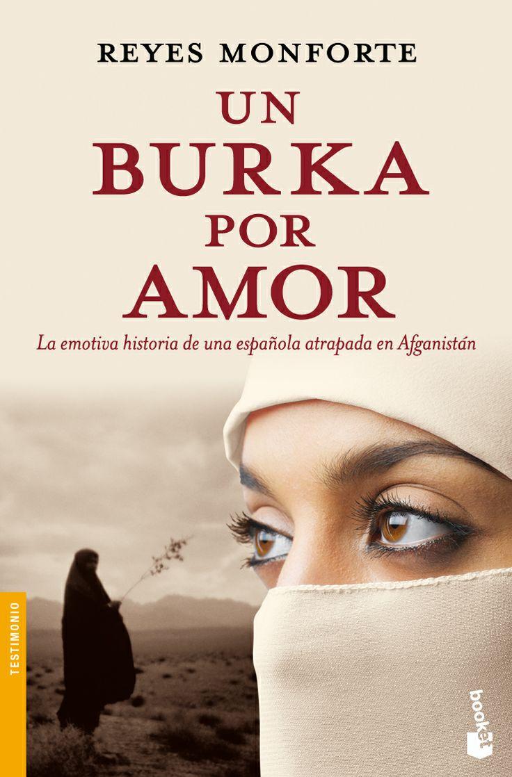 """Un burka por amor. """"...María comenzaba a desesperarse por momentos. Nunca pensó que fuera tan difícil tener que demostrar que eres quien eres y que tu país es el que es...·"""