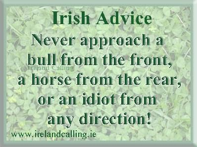 Lots more good advice at www.irelandcalling.ie