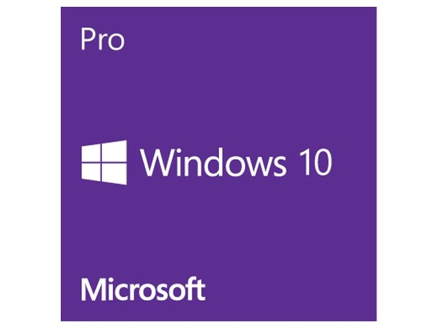 Microsoft Windows 10 Pro - 32-bit - OEM