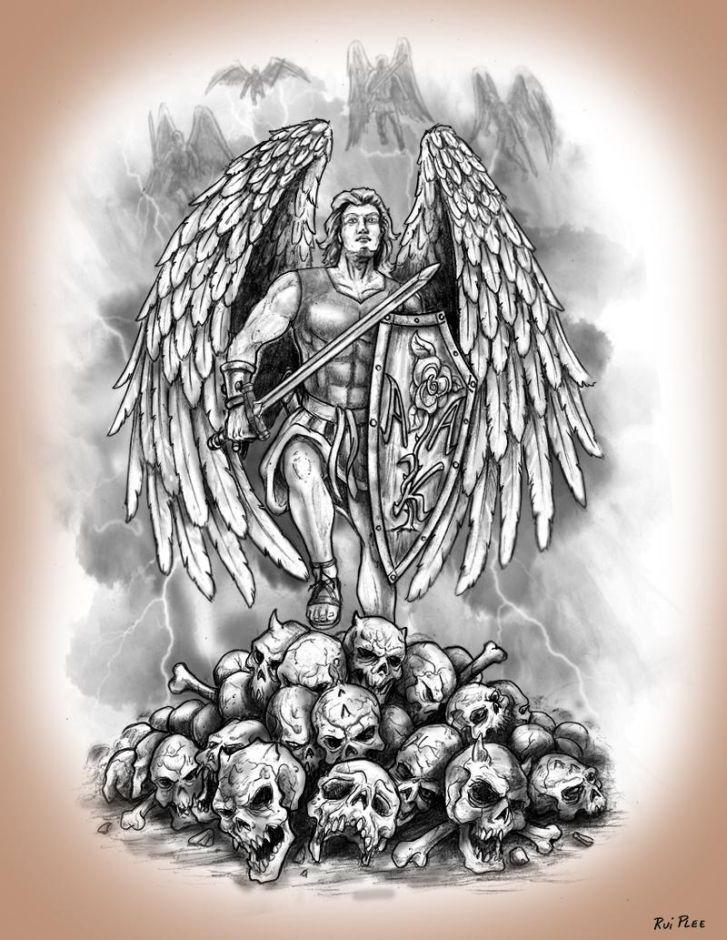 251 best archangel michael images on pinterest saint