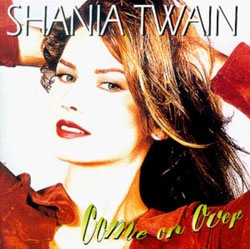 Shania Twain- I still love this album!  It's the best selling album of the 90s, the best-selling album by a female country artists and one of the best selling albums of all time!