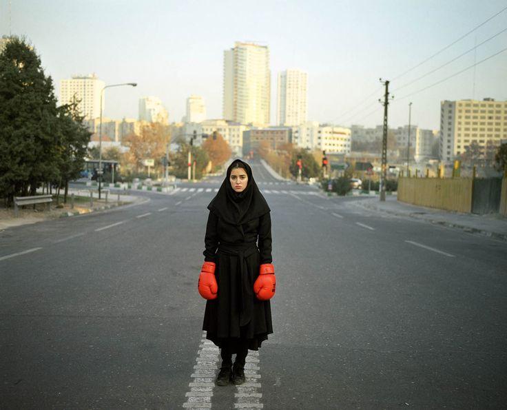 Newsha Tavakolian, Rockeuse, Téhéran (Iran) 2011