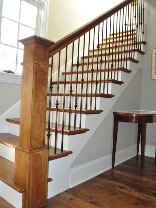163 best images about iron stair rails on pinterest iron for Angela bonfante kitchen designs