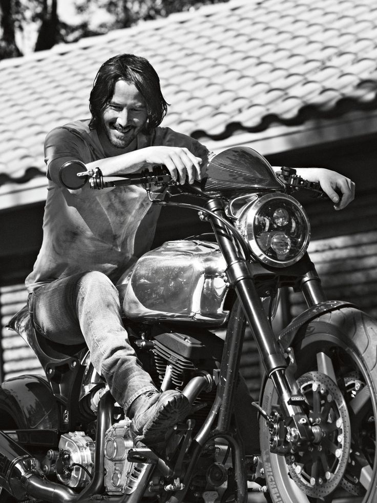 "What a great interview! Highlights everything that I love and find fascinating about Keanu Reeves | That he is currently reading ""Sapiens"" kind of gave me the kicks, heh. 