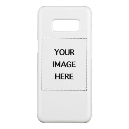 CREATE YOUR OWN Case-Mate SAMSUNG GALAXY S8 CASE - create your own gifts personalize cyo custom